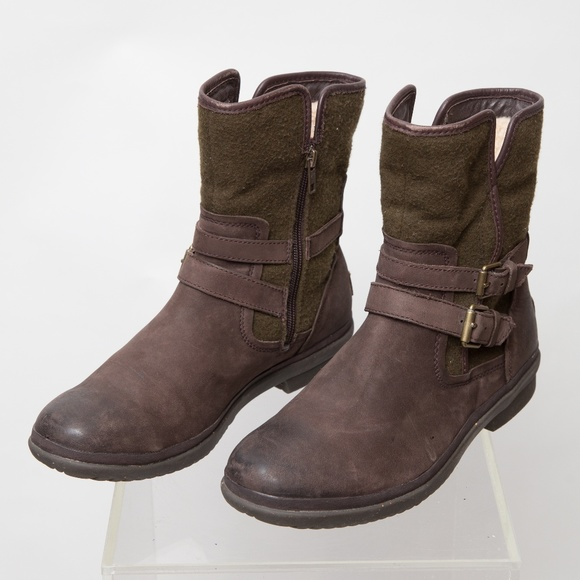 9b7f42a1821 Women's UGG Simmens Waterproof Leather Boot 11